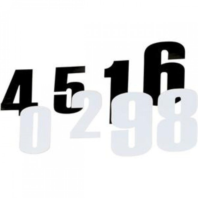Stickersets / Numbers