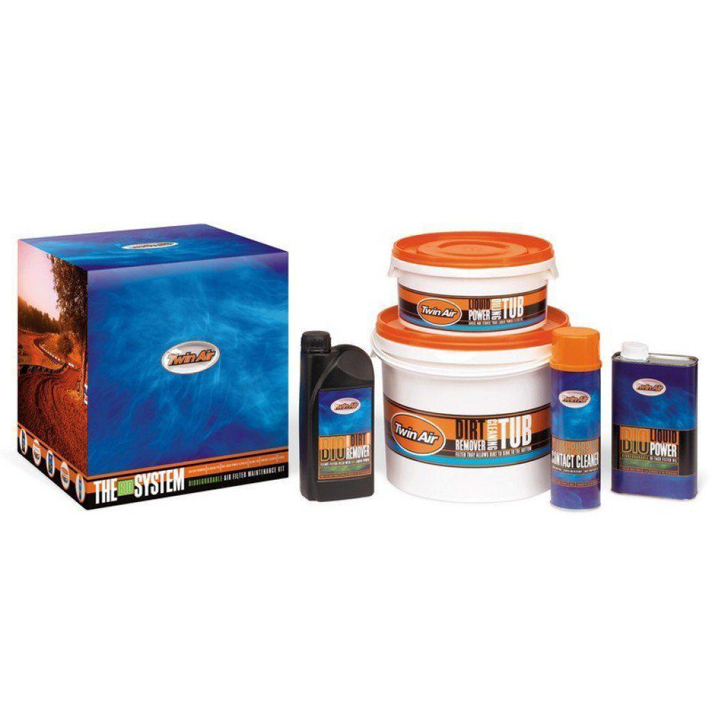 Air filter oils