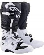 Alpinestars BOOT TECH 7 White/Black