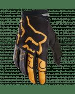 Fox 180 Peril Glove Black Gold