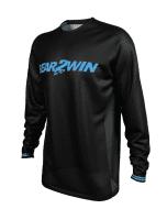 Gear2win Jersey Black Blue