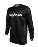 Gear2win Youth Jersey Black White