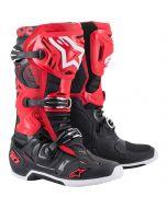 Alpinestars Boots Tech 10 Red Black