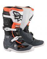 Alpinestars Boots Tech 7 S Black Grey White Orange