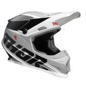 Thor Helmet Sector Fader Black White