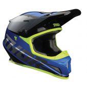 Thor Helmet Sector Fader Blue Black