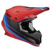 Thor Helmet Sector Mips Runner Red/Blue