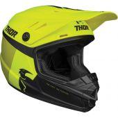 Thor Youth Helmet Sector Racer Acid Lime