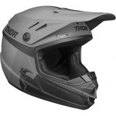 Thor Youth Helmet Sector Racer Black Charcoal