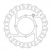 Moto Master Brake Disc Front Nitro SX85 13-.. TC85 14-.. 19/16 240mm