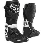 Fox Instinct Boots Black White