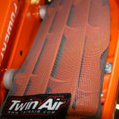 TWIN AIR MX RADIATOR SLEEVE KX85 14-.. (SINGLE RADIATOR)