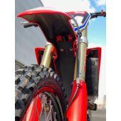 Twin Air Mud Deflector - Fender Foam KX65 00-..