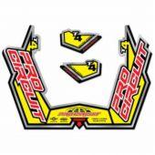 Pro Circuit - EXHAUST STITANIUMCKER KIT T4-GP