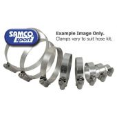 SAMCO CLAMP KIT RADIATOR HOSE STAINLESS STEEL | CKKTM104