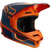 Fox Youth V1 PRZM Helmet Orange