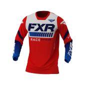 FXR Revo MX Jersey Red/White/Blue