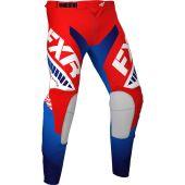 FXR Revo MX Pant Red/White/Blue