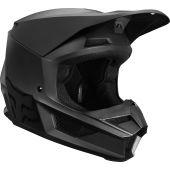 Fox Youth V1 Matte Black Helmet
