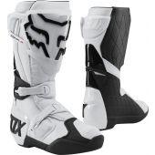 Fox Comp R Boot White