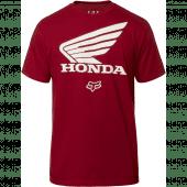Fox Honda SS Tee Cardinal