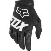 Fox Youth Dirtpaw Glove Race Black