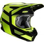 Fox V2 HAYL Helmet Fluo Yellow