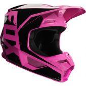 Fox V1 PRIX Helmet Pink