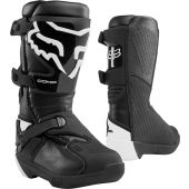 Fox Youth Comp Boot Black