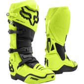 Fox Instinct Boots Fluo Yellow