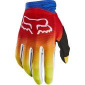 Fox Youth Dirtpaw FYCE Glove Blue Red