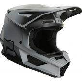 Fox Youth V2 VLAR Helmet Matte Black