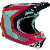 Fox V2 VOKE Helmet Aqua