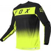 Fox LEGION Jersey Fluo Yellow