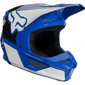 Fox V1 REVN Helmet Blue