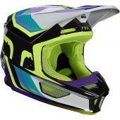 Fox V1 TRO Helmet Aqua