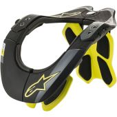 Alpinestars BNS Tech-2 Neck support Black Yellow