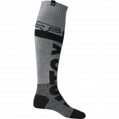 Fox Trice Coolmax Thick Sock Black Grey