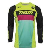 Thor Jersey Pulse Racer Acid Black