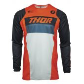 Thor Jersey Pulse Racer Orange Midnight