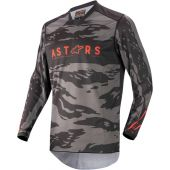 Alpinestars Jersey Youth Racer Tactical Black/Camo/Red