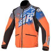 Alpinestars Jacket VENTURE Orange/Grey/Blue