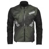 Thor Enduro Jacket Terrain Green Camo