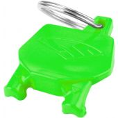 CYCRA NUMBER PLATE KEY CHAIN GREEN