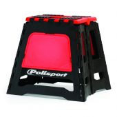 POLISPORT MOTO STAND FOLDABLE MX RED
