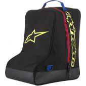 Alpinestars boot bag black/blue