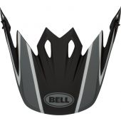 BELL Moto-9 Flex Visor - Fasthouse DID 21' Matte Black/Grey/Red