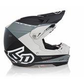 6D Helmet ATR-2 Quadrant Charcoal/Black/Grey