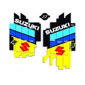 BLACKBIRD RADIATOR LOUVER STICKER SUZUKI WORLD 19