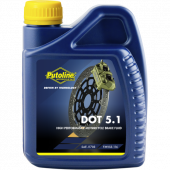 Putoline Brakefluid DOT 5.1 - 500ml